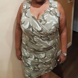 Michael Kors Camo Dress